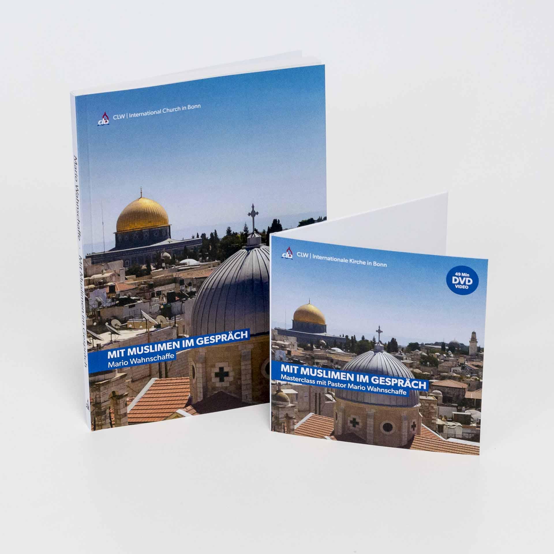 Mit Muslimen im Gespräch – Paket aus Buch & Masterclass auf DVD